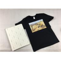 Buy cheap 3G JET Opaque Dark T Shirt Sublimation Paper A4 Size 100 Sheets Good Transfer Rate product