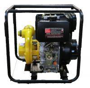Buy cheap Single Cylinder Vertical High Pressure Water Pump Bilobed Wheel Design from wholesalers