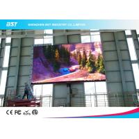 Buy cheap Energy Saving Flexible Indoor Advertising Led Display P3 Viewing Angle 140 Degree product