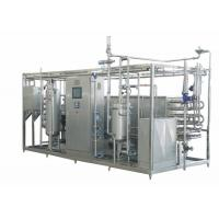 China Autoclave Pasteurizer Machine , Steam Juice Milk Pasteurization Equipment / Machine on sale