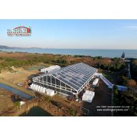 China 18  x 50 Meter  Transparent Outdoor Party Tents For 800 Poeple Company Anniversary on sale