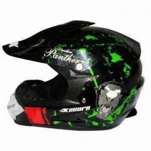 Buy cheap Sports/Safety Helmet/Moto-cross Helmet, DOT and CE Standards product