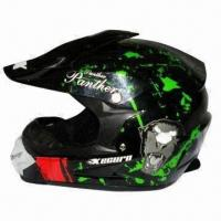 Buy cheap Sports/Safety Helmet/Moto-cross Helmet, DOT and CE Standards from wholesalers
