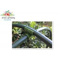 Buy cheap Heavy Duty Green Flower Garden Plant Supports Stake With Plastic Coated product
