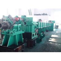 Seamless Carbon Steel Pipe Making Machine 90mm , 3 Roll Tube Cold Rolling Mill Machinery