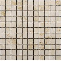 China Limestone Granite Natural Stone Mosaic Tile 48x48 mm For Hotel Floor on sale