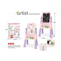 Buy cheap Toddlers Arts And Crafts Toys Magnetic Drawing Boards W / Stand 2 Sides Painting product