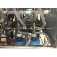 Buy cheap 3 In 1 20 Liter Water Bottle Filling Machine Jar Washing Filling Capping from wholesalers