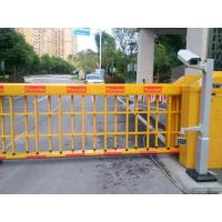 Buy cheap Galvanized Automatic Heavy Duty Fence Arm Parking Barrier Gate With Powder from wholesalers