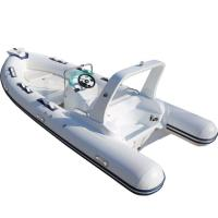 Buy cheap New Design Rigid Inflatable Fishing Dinghy boat 520B with Outboard Motor from wholesalers