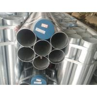 Buy cheap ASTM SA53 Grade B Welded Carbon Steel Pipe With Hot Dip Galvanized 1 1/4'' Size product