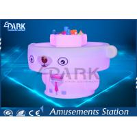 Buy cheap Flashing Beach Play Plastic Candy Bear Sand Table Amusement Game Machines product