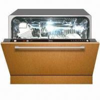 Buy cheap Integrate Built-in Dishwasher with Electronic Control product