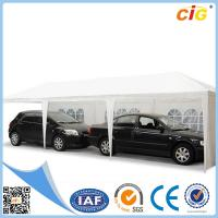 Buy cheap Folding Pop up Outdoor Gazebo Tent , Party Camping Tent Marquee 3x 9m product