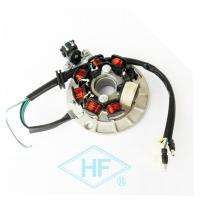 Buy cheap Honda Motorcycle Stator assy, Copper Motorcycle Magneto Coil product
