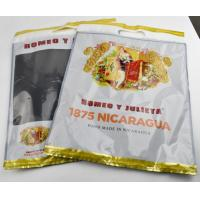 Buy cheap Large - Capacity Moisturizing Cigar Plastic Bags Sponge With Humidified System Inside product