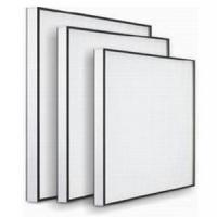 Buy cheap Clean Room HEPA Filter with 99.99%@03um (H13) from wholesalers