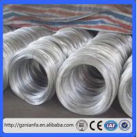 Buy cheap Supplier Price 0.8mm-4mm Galvanized Iron Wire(Guangzhou Factory) from wholesalers