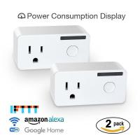 Buy cheap 19.5dBm Wireless Wifi Plug via Android or IOS APP to Control Your Devices product