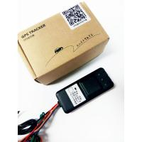 Buy cheap Automatic Motorcycle GPS Tracker 35 MA With 10 - 90V Wide Input Voltage product