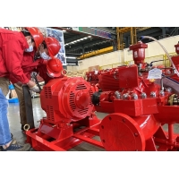 Buy cheap 1000GPM@170PSI Electric Motor Driven Fire Pump Centrifugal For Office Building product