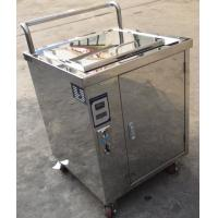 China 70L Noise Reduction Large Ultrasonic Cleaning Tank Golf Club Cleaning Machine on sale