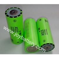 Buy cheap rechargeable battery,26650 battery, lifepo4 a123 anr26650,3.3V 2500mAh 30C Discharge Rate product