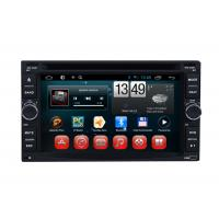 China 1080P video Double Din Car DVD Players Android Navigation System with DVD / VCD / CD / MP3 / MPEG4 on sale