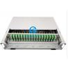 "Buy cheap 36 Port 144F 19"" Rack Mount 2U Fiber Optic Patch Panel from wholesalers"