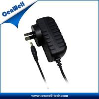 Buy cheap horizontal cenwell wall mount ac adapter 9v 1.5a product