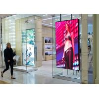 Buy cheap Shopping Mall Indoor Advertising LED Display Ads Led Signs 2.97mm Pixel Pitch product