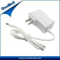 Buy cheap cenwell white black available us plug 5v 2000ma ac adapter product