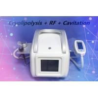 Buy cheap 100kpa Portable Cryolipolysis Slimming Machine For Cellulite And Body Skin from wholesalers