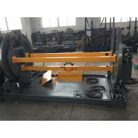 Buy cheap Light Pole Machine Motorized Elevation Self Centering PLC Connection With Robot product