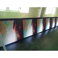 Buy cheap Sports Perimeter Led Display for football games , basketball sceen with soft mask product