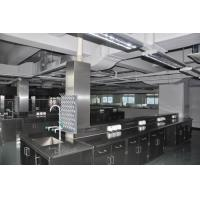 Buy cheap Long Lasting Stainless Steel Lab Furniture Metal Lab Casework , Benches And Cabinets product