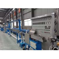 Buy cheap Safety Design Electric Cable Manufacturing Machinery Extruding Usage 65000W product