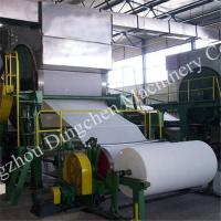 Buy cheap Model 1760 toilet paper roll making machine product