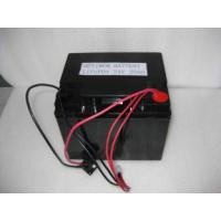 China 24V 20AH LiFePo4 battery pack for electric robot,Lithium Phosphate Batteries on sale