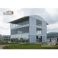 Buy cheap Aluminum Frame Structure Triple Decker Tent With Different Accessories from wholesalers