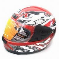 Buy cheap Safety Helmet with Smooth Surface Finish and UV Painting, CE Certified product