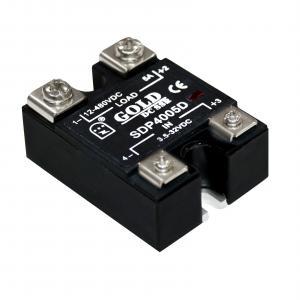 Buy cheap CUL RoHS 12-480VDC SSR Relay product