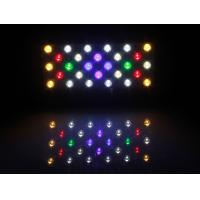 Buy cheap Dimmable 165W LED Aquarium Lights With CE / RoHS , Waterproof Fish Tank Lights product