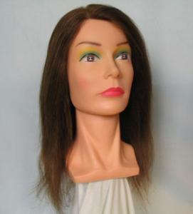 Buy cheap Training head, Mannequin head,Model head,Hair Mannequin head product