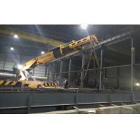 Buy cheap Environment Friendly Hot Dip Galvanizing Machine Auto Control System For Acid Washing from wholesalers