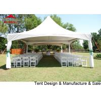 China High Peak luxury  Pagoda Canopy Tent 6x6m for ourdoor wedding on sale