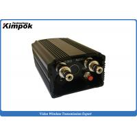 Buy cheap Long Range AV Wireless Transmitter with 2000mw FM Video Transmitter and Receiver from wholesalers