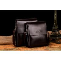 Buy cheap Latest Mens Leather Shoulder Bag Sling bag factory supply from wholesalers
