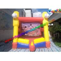 China Adults Inflatable Sports Games / Target Inflatable Baseball Game With PVC on sale