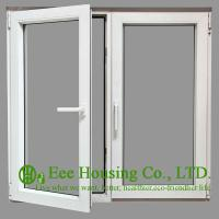 Buy cheap Tempered Safety Glass Aluminum Casement Windows, Powder Coating Finished product